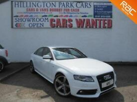 2012 Audi A4 2.0TDI ( 170ps ) quattro Black Edition, service history, 2 keys