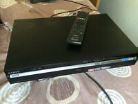 Sony DVD and Hard disk recorder RDR HXD870