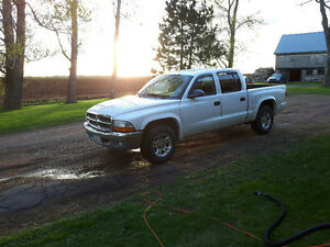 "Dodge Dakota 2004, 5'5"" Box"