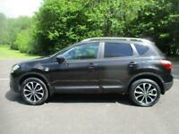2012 Nissan Qashqai n-tec SUV Petrol Manual