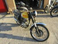 1970 BSA B44 VICTOR PROJECT