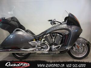 2008 Victory VISION TOUR 57,60$/SEMAINE