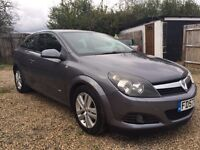 VAUXHALL ASTRA 1.4 SXI 2007 3DR IDEAL FIRST CAR CHEAP INSURANCE