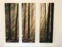 3 piece wall art set