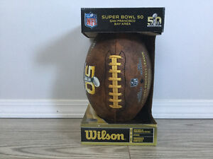 Wilson NFL Super Bowl 50 (Limited Edition)