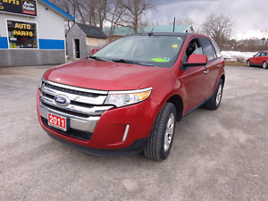 2011 ford edge awd leather  certified etested we finance
