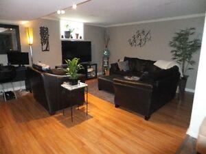 Stunning Basement Apartment - $1000 All Inclusive