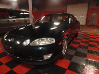 1993 LEXUS SC 400 V8 FULLY LOADED NO ACCIDENTS RARE LOW KMS