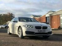 2016 BMW 5 Series 2.0 518D SE 4d 148 BHP Auto Saloon Diesel Automatic
