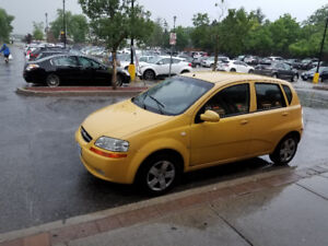 2007 Chevy Aveo LS for  Sale