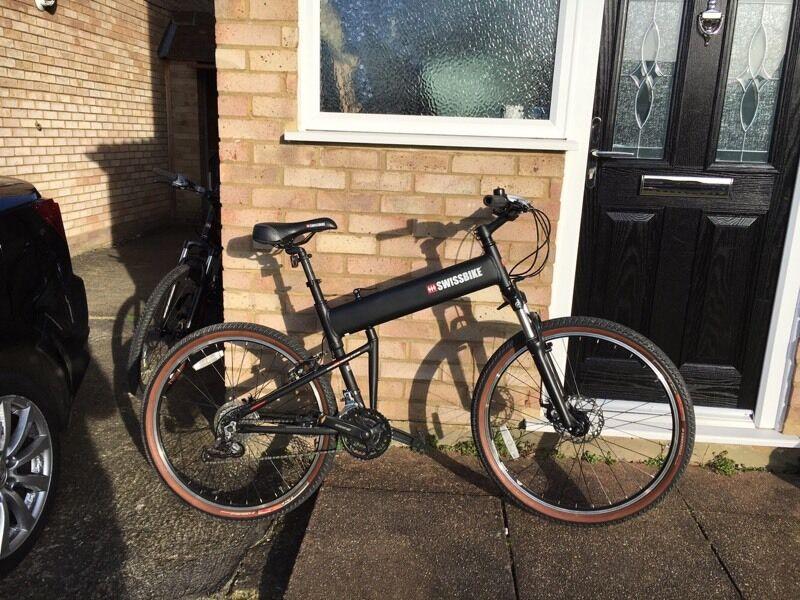 Montague Swissbike Lx Folding Bike In Aylesford Kent Gumtree