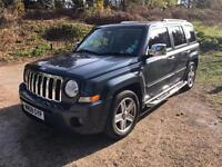 2008 Jeep Patriot 2.0 CRD Limited Station Wagon 4x4 5dr