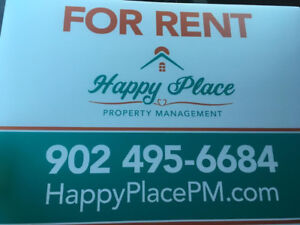 PROPERTY MANAGEMENT - DARTMOUTH, PORTERS LAKE & LAKE ECHO!