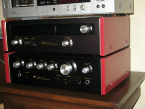 Vintage Sansui AU-101 and TU-505 for Sale or Trade