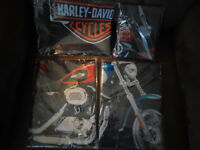 Harley Davidson Flags