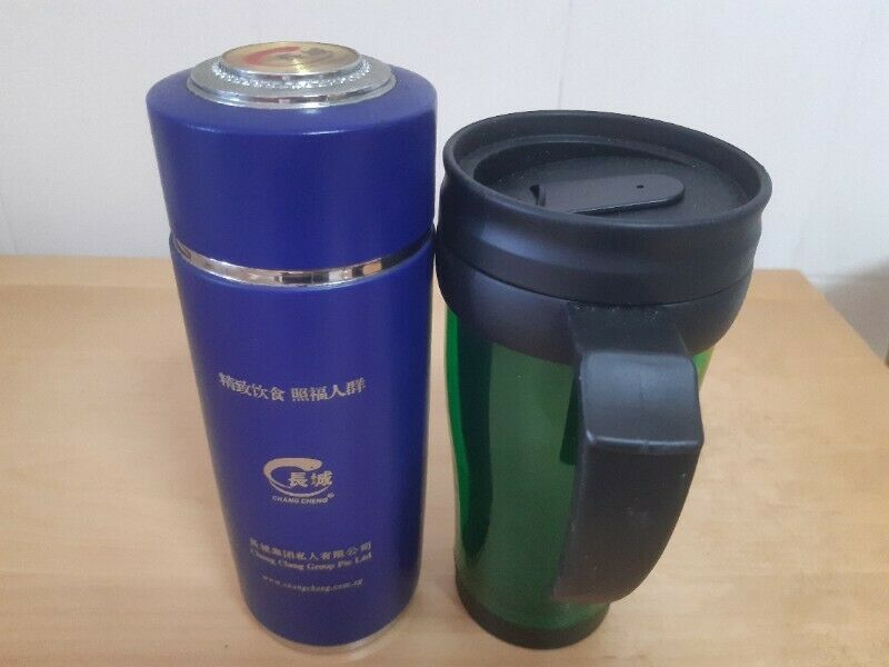Water Bottle and Mug (only $2)