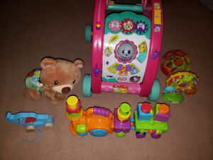 Walker and Toys