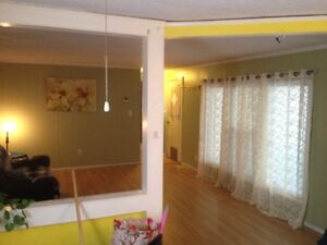Available October 1,   3 bedroom trailer for rent