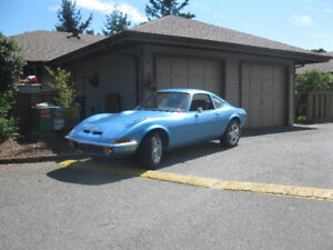 1971 Opel GT Reduced Price!!