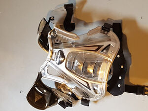 Adult xl Thor clear chest protector