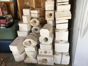 Ceramic molds