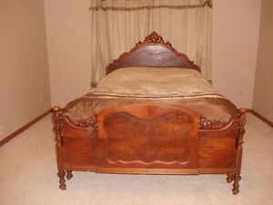 Antique Bedroom Set