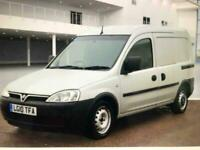 2010 Vauxhall Combo 1.3 CDTi 1700 16v SE Panel Van Easytronic 3dr Panel Van Dies