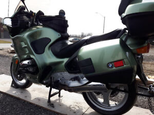 BMW R1100 RT Motorcycle for sale: Showroom condition.