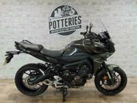 Yamaha MT-09 Tracer 900 ABS **2733 miles and immaculate!**