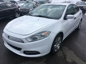 Dodge Dart Se-2.0L-Automatic-jamais accidenter 2013