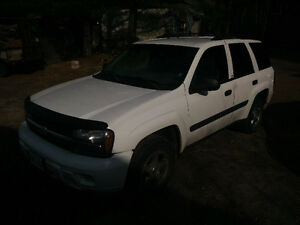 2004 Chevrolet Trailblazer SUV *AD UP, YES IT IS STILL AVAILABLE