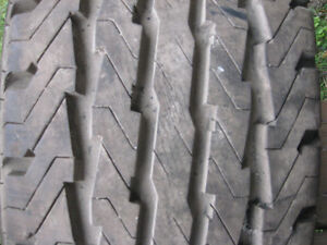 GOOD YEAR TIRE  225 / 75/ R16  , RADIAL TIRE , GOOD FOR SPARE Cambridge Kitchener Area image 5