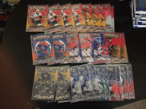 tim horton,s cards  all available for sale or trade.(2 for1  )