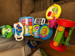 Baby/Toddler Toy & Book Lot