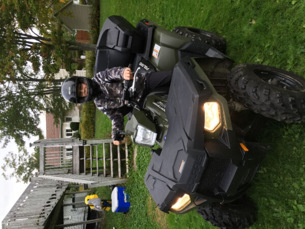 Used 2012 Polaris Sportsman 400 HO