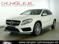 Mercedes-Benz MB-AMG GLA 45 4M COM*DTR*PANO*ABGAS*RFK*ILS*20Z