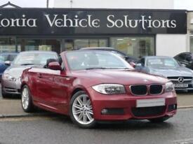 2011 61 BMW 1 SERIES 2.0 118D M SPORT 2D 141 BHP DIESEL