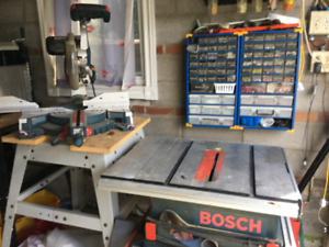 Bosch 10-Inch Portable Table Saw