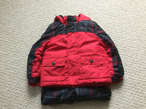 Toddler OSHKOSH Boys Size 2T snowsuit