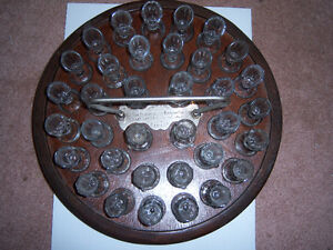 Vintage Toronto, Ont Canada Church Communion Tray (1895)
