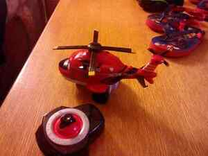 Remote control airplane (toddler)