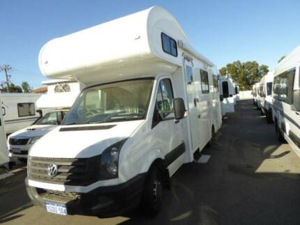 2012 VW Crafter Euro Deluxe - SN11283 Maddington Gosnells Area Preview
