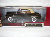 Diecast Ford 1949 Convertible