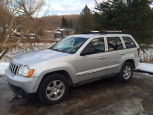 2010 Jeep Grand Cherokee VUS