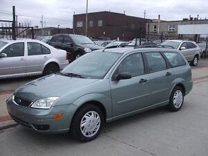 2005 Ford Focus SES - ZXW Wagon - Low Ks, Mint