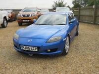 Mazda RX8 231ps PETROL MANUAL 2005/05