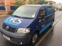 Vw T5 T28 1.9 TDI 102 HP panel van