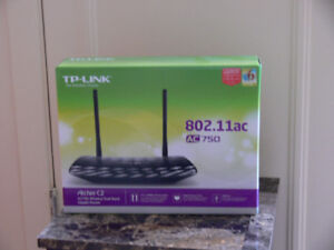 Router TP-Link AC 750