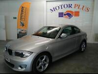 2012 BMW 1 SERIES 118D EXCLUSIVE EDITION COUPE DIESEL
