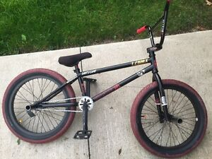 2016 fit Conway bmx